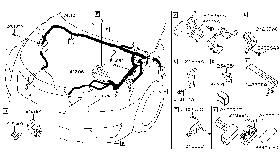 [DIAGRAM] 2011 Nissan Sentra Engine Diagram FULL Version