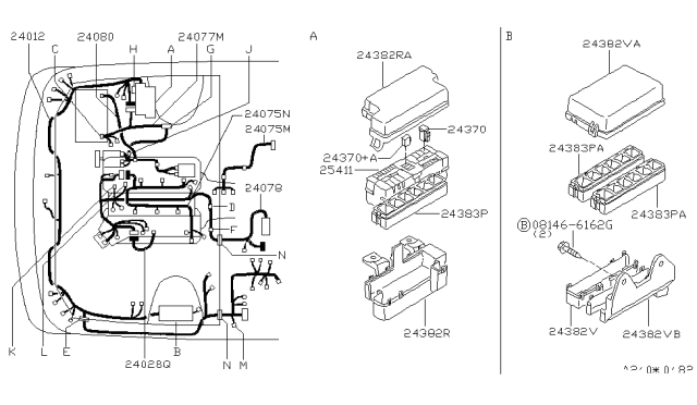 Wiring Diagram For 1998 Nissan Pathfinder : 1998 Nissan