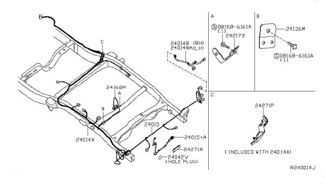 2013 Nissan Frontier Wiring Diagram / T8 Emergency Ballast