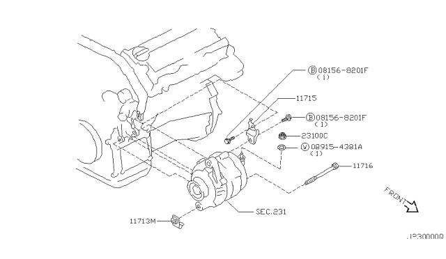 2000 Nissan Maxima Engine Diagram : 2000 Nissan Maxima