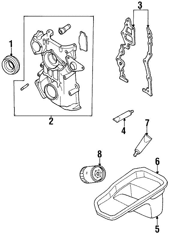 Nissan Pathfinder Engine Oil Filter. GAS, Models, Engines