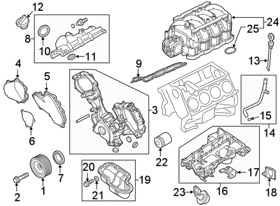 Nissan Armada Engine Valve Cover. Right, LITER, Full