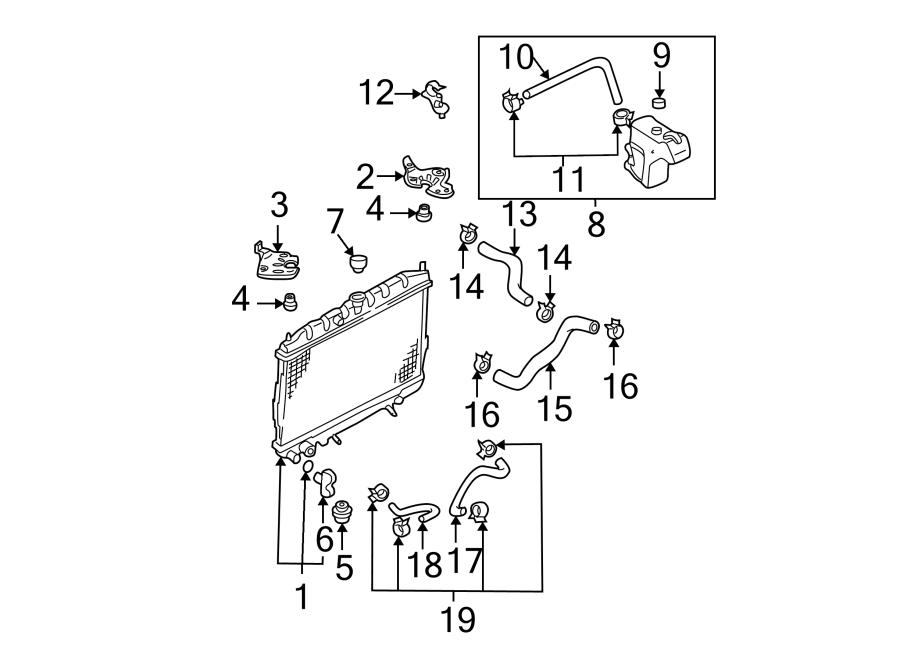 Nissan Sentra Automatic Transmission Oil Cooler Hose. Make
