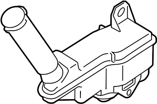 Nissan Juke Brake Master Cylinder Reservoir. Replace