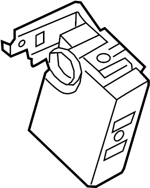 Nissan Armada Body Control Module. Gateway, Make, PANEL
