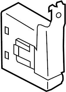 Nissan Armada Power Seat Control Module. May, Memory