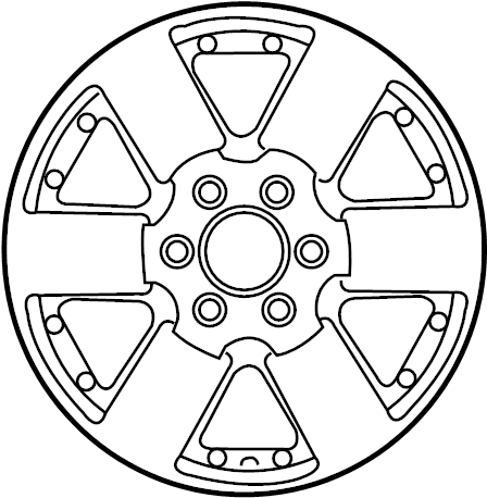 Nissan Frontier Wheel. Notice, Steering, Alloy