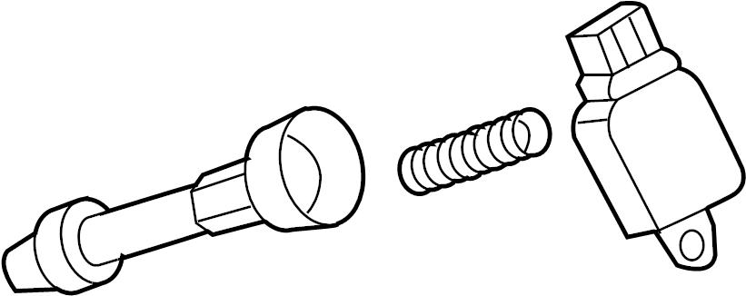 Nissan Frontier Direct Ignition Coil. LITER, Cylinder