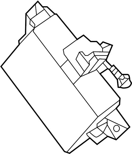 Nissan Titan Parking Aid Control Module. ASSIST, Change