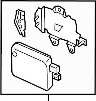 Nissan Pathfinder Blind Spot Detection System Warning