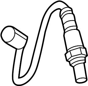 Nissan Frontier Oxygen Sensor. LITER, EMISSION, Repair