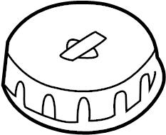 Nissan Frontier Brake Master Cylinder Reservoir Cap