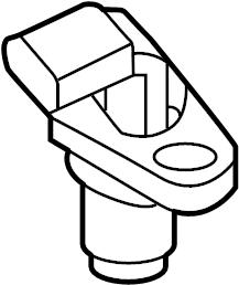 Nissan Cube Engine Camshaft Position Sensor. LITER, Repair