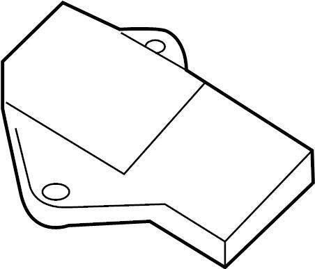 Nissan Sentra Suspension Yaw Sensor. Gravity, Make, Repair