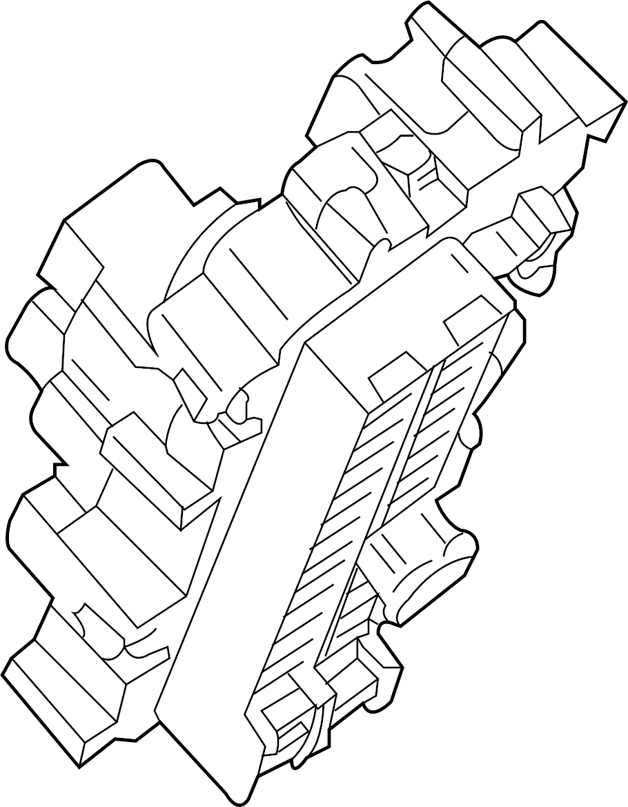 Nissan Sentra Junction Block. INSTRUMENT PANEL. Telematics