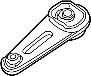 Nissan Sentra Rod. TORQUE. Support. Engine. 2.0 LITER