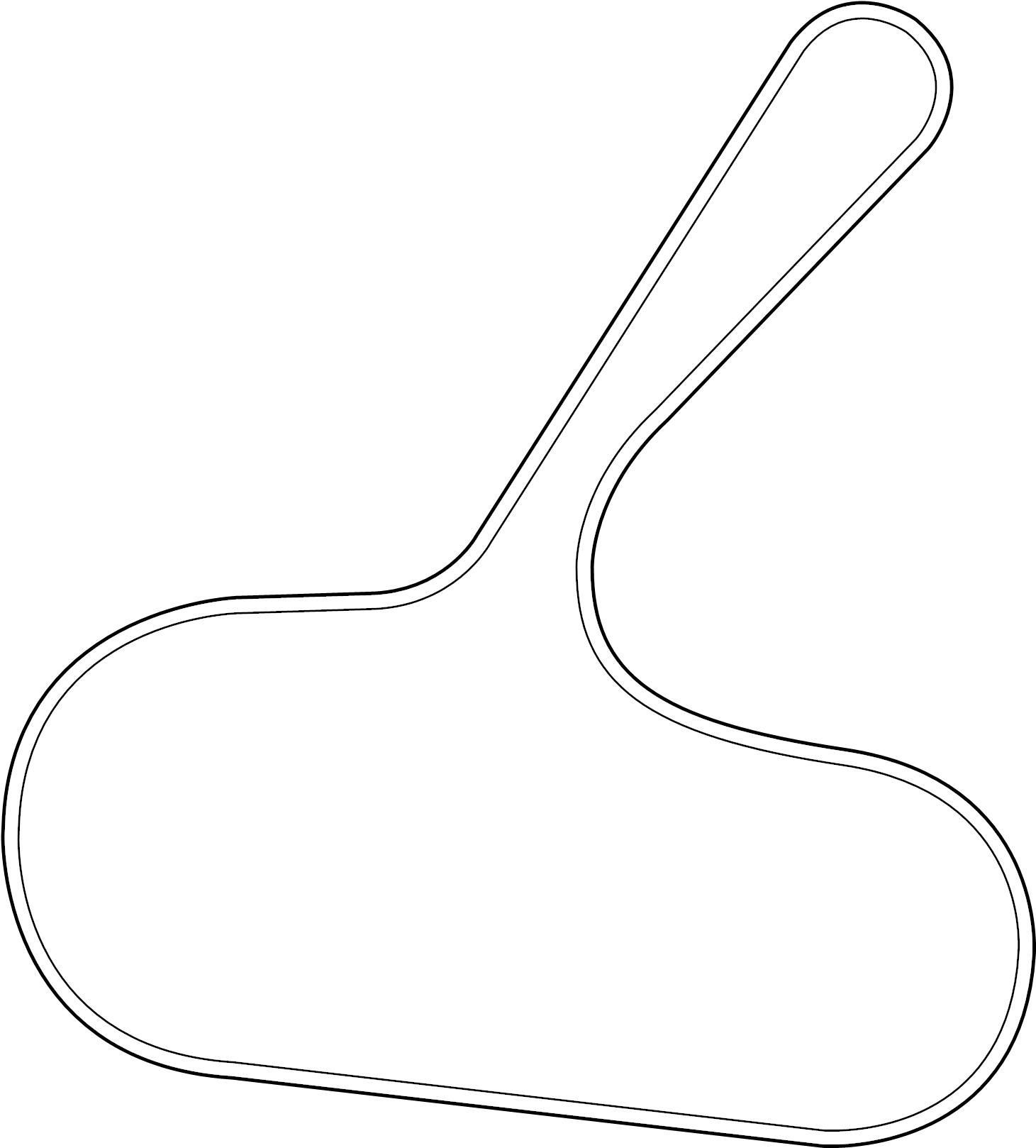 Nissan Sentra Serpentine Belt