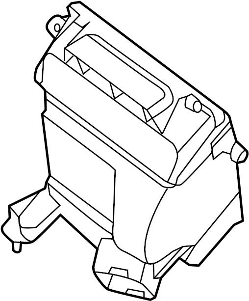 Nissan Sentra Air Filter Housing. 1.6 LITER. 1.8 LITER