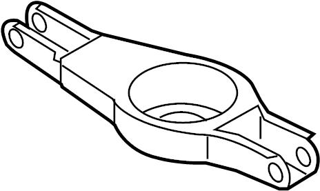 Nissan Altima Suspension Control Arm. Right, Left, Causing
