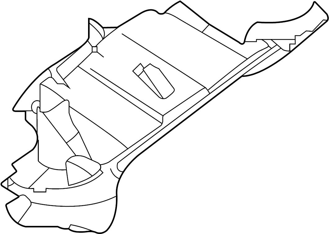Nissan Altima Glove Box. Beige. PANEL, INSTRUMENT, Front