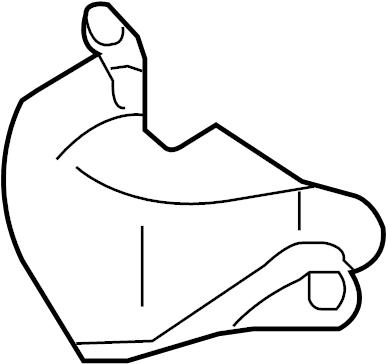 Nissan Versa Engine Crankshaft Position Sensor Cap