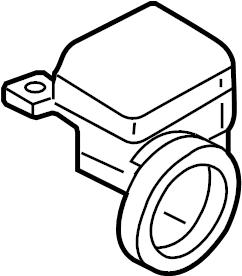 Nissan 350Z Ignition Immobilizer Module. Immobiliser