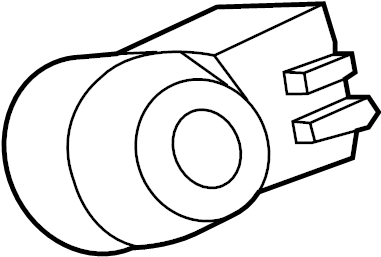 Nissan 370Z Ignition Knock (Detonation) Sensor. LITER