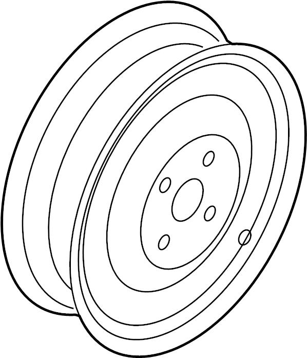 Nissan Pathfinder Wheel. Notice, COVERS, Repair