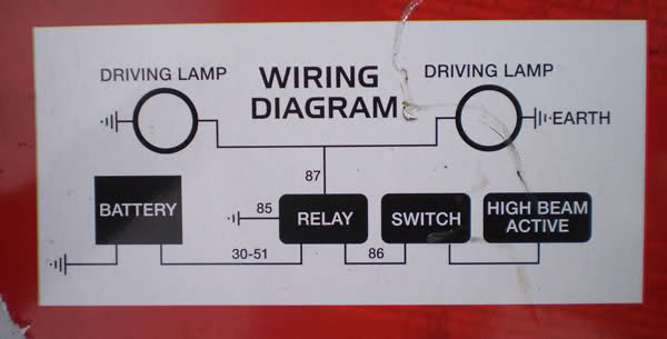 narva switch wiring diagram trailer connector how to wire up spotlights data a light guide