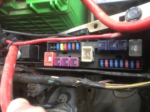small resolution of nissan patrol gq fuse box diagram wiring library diagram expertsnissan patrol gq fuse box diagram schema