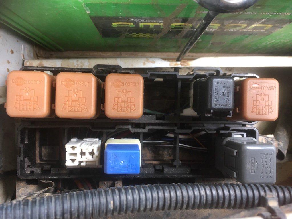 hight resolution of nissan patrol y60 fuse box wiring diagram