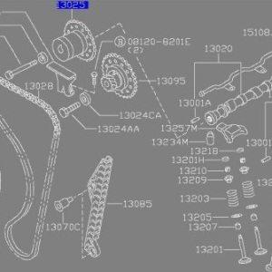 S14 & S15 SR20DET VTC SPROCKET