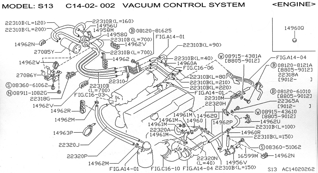 Sr20det Engine Bay Diagram Auto Electrical Wiring Pt Cruiser Compartment Related With
