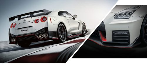 small resolution of gt r nismo on track and close