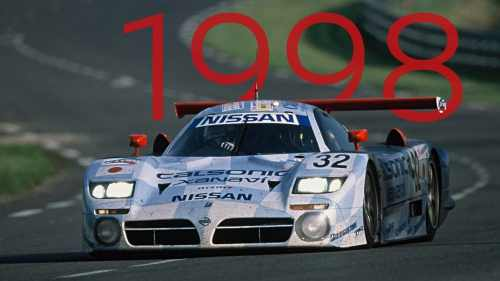 small resolution of 1998 nissan r390 gt1