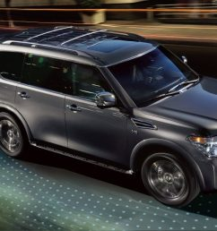 2019 nissan armada driver assistance technology [ 1500 x 600 Pixel ]
