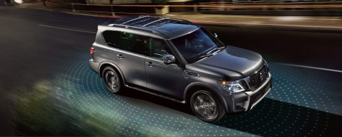 small resolution of 2019 nissan armada driver assistance technology