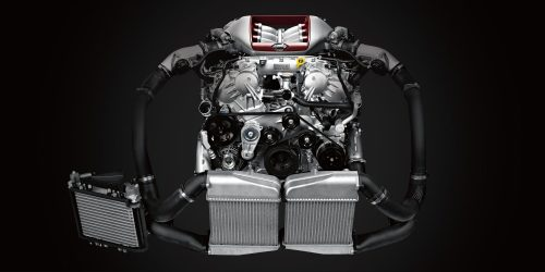 small resolution of nissan gt r vr38 twin turbo engine