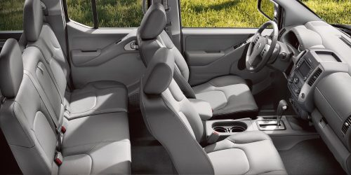 small resolution of nissan frontier interior nissan frontier interior sl crew cab shown in steel leather