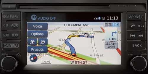 small resolution of nissan frontier navigation system