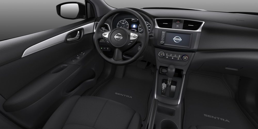medium resolution of nissan sentra interior dashboard and seating