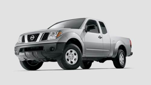 small resolution of nissan 2005 frontier in silver