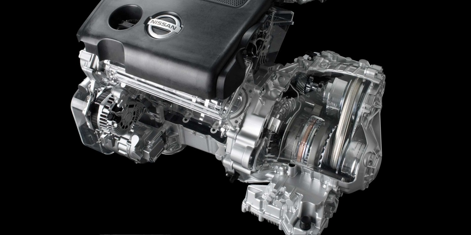 hight resolution of nissan xtronic continuously variable transmission