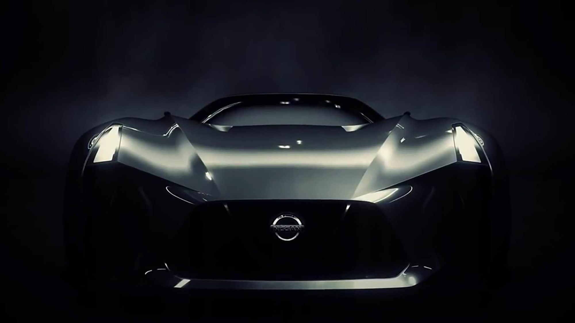 hight resolution of nissan concept 2020 vision gran turismo