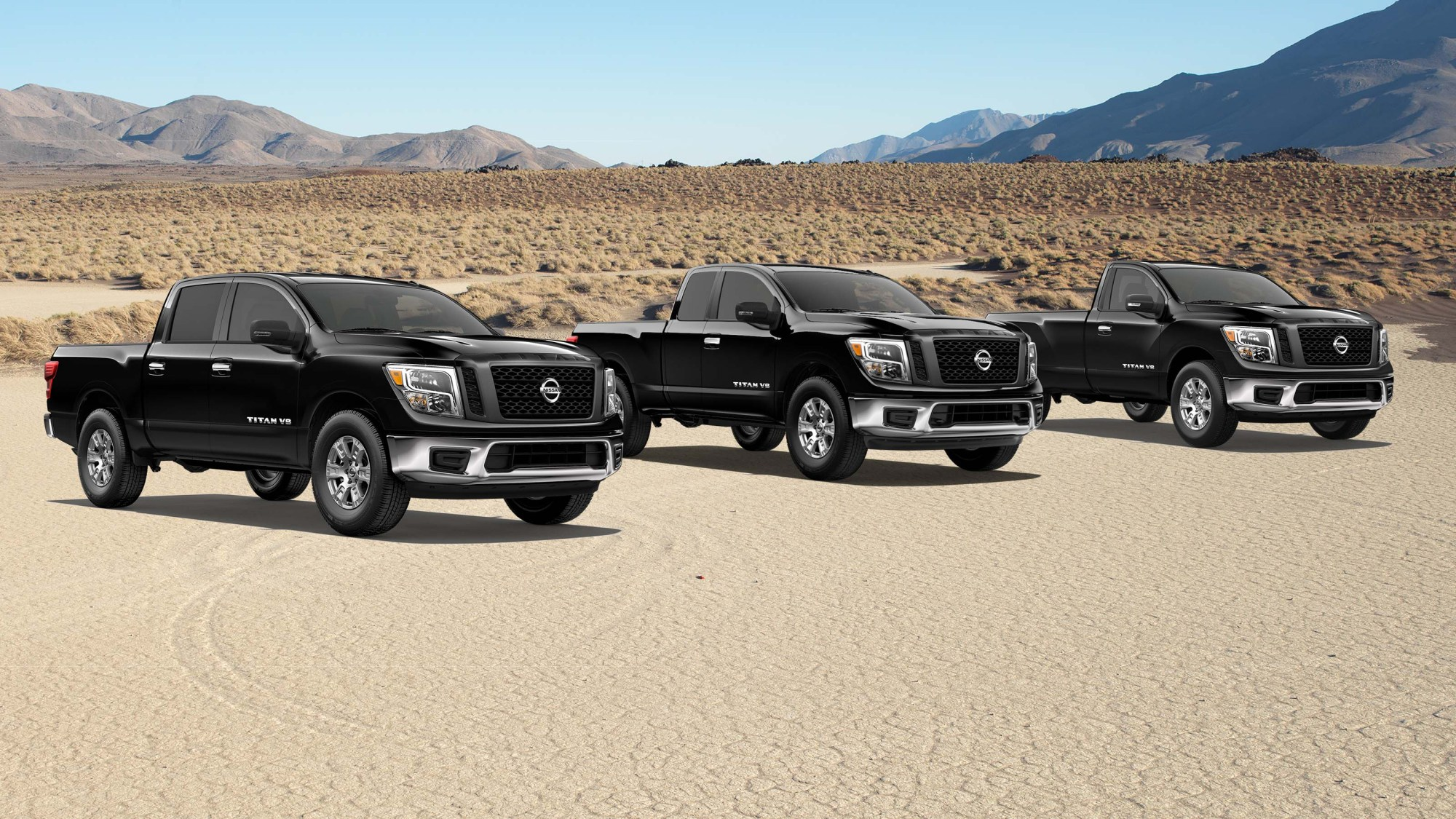 hight resolution of nissan titan available in single king and crew cab