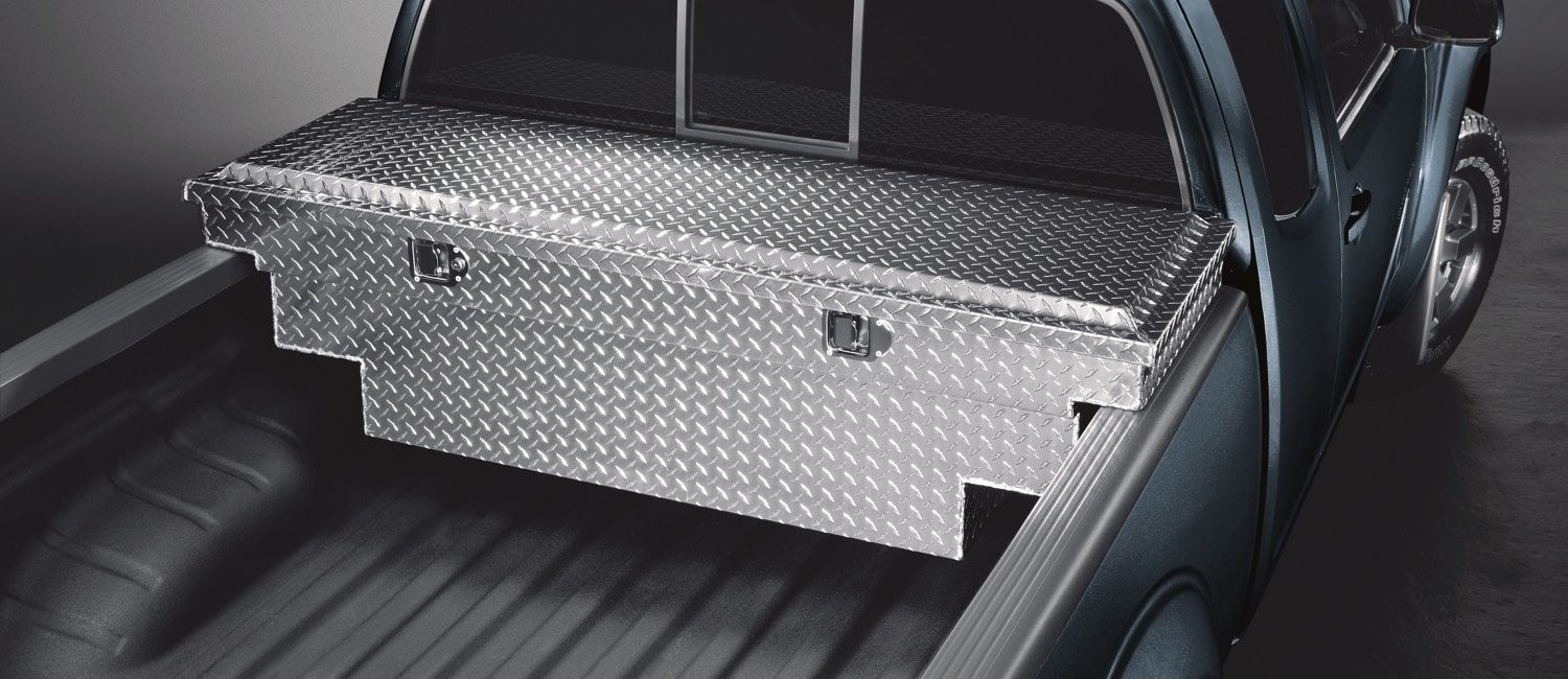 hight resolution of nissan frontier truck bed tool box