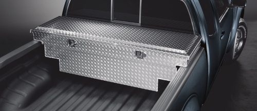 small resolution of nissan frontier truck bed tool box