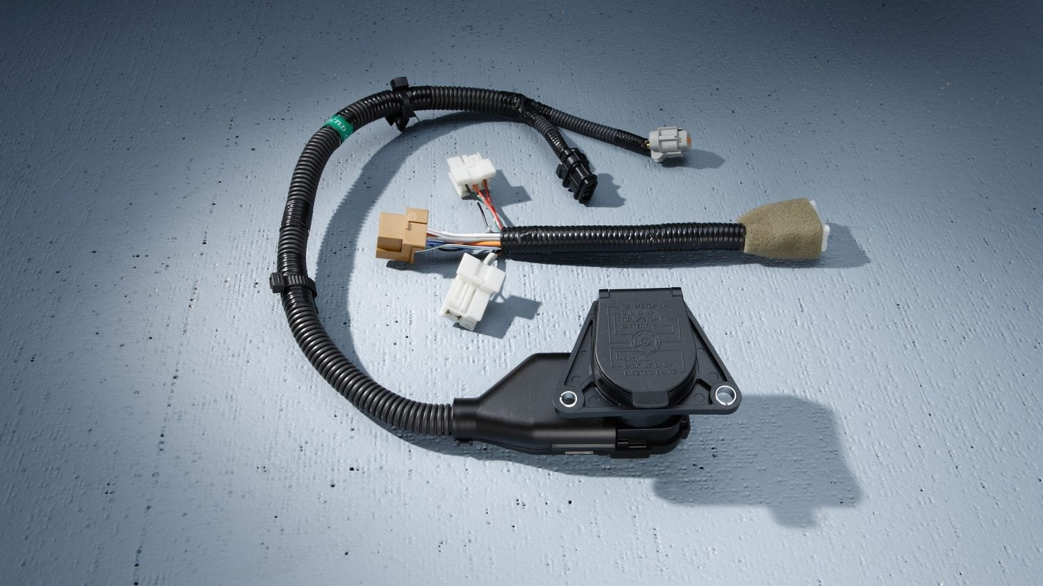hight resolution of nissan frontier trailer tow harness 7 pin nissan frontier trailer tow