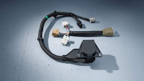 small resolution of nissan frontier trailer tow harness 7 pin nissan frontier trailer tow
