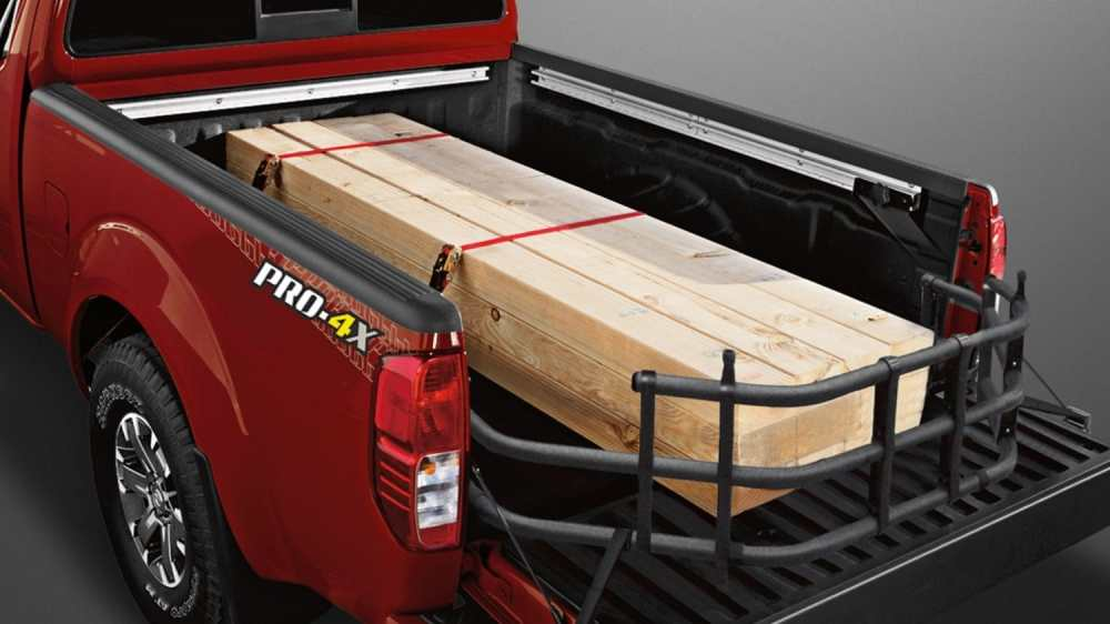 medium resolution of nissan frontier sliding bed extender